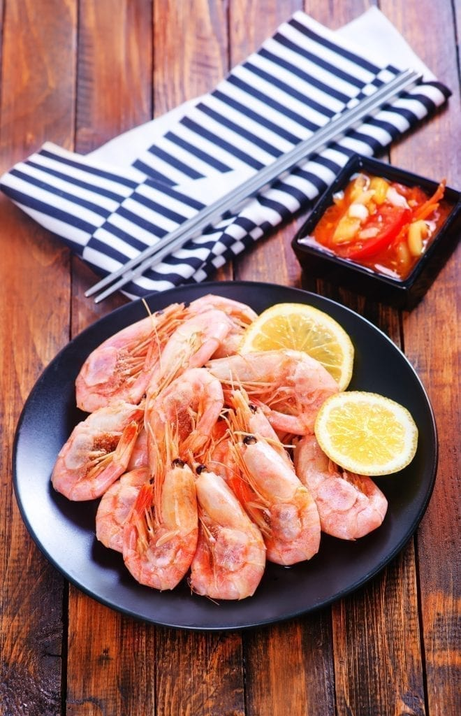 Tiger Prawns Peeled (Raw)